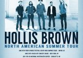 Hollis Brown Headlining Tour