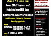Harlem Youth Entrepreneurs Summit
