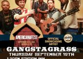 Gangstagrass @ Americana Fest in Nashville