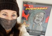 Fiona Bloom curates an Apple Playlist in honor of MF Doom