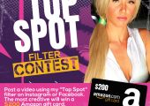 Win $200 with Whitney McClain's AR Filter Contest!